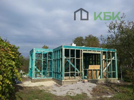 как построить канадский каркасный дом