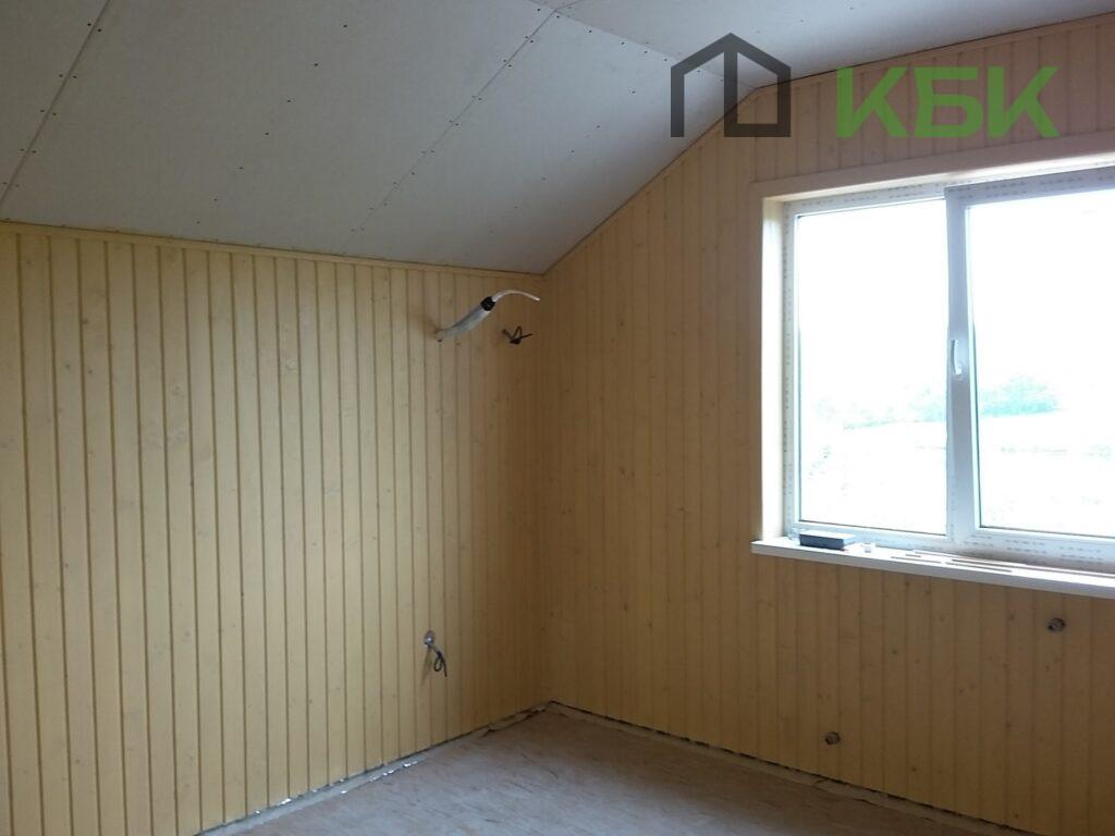 Будівництво каркасного будинку під ключ внутрішні роботи інтер'єр