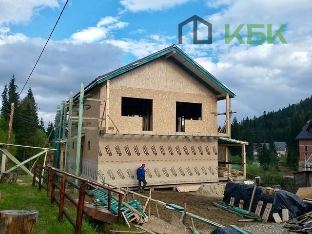 Будівництво в Буковелі під ключ