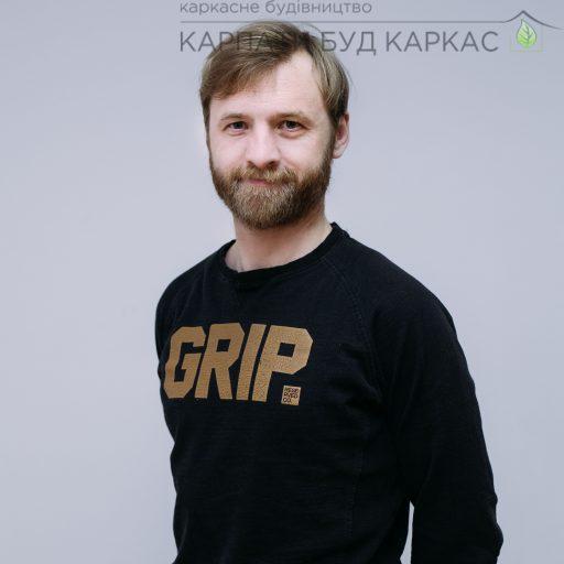 Пасинюк Віталій - інтженер вентиляції