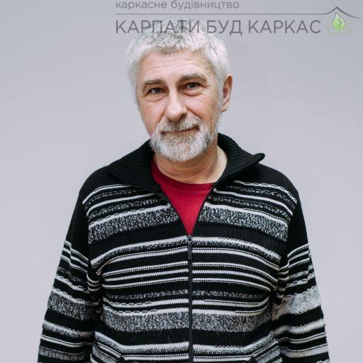 Петрич Сергій - головний архітектор