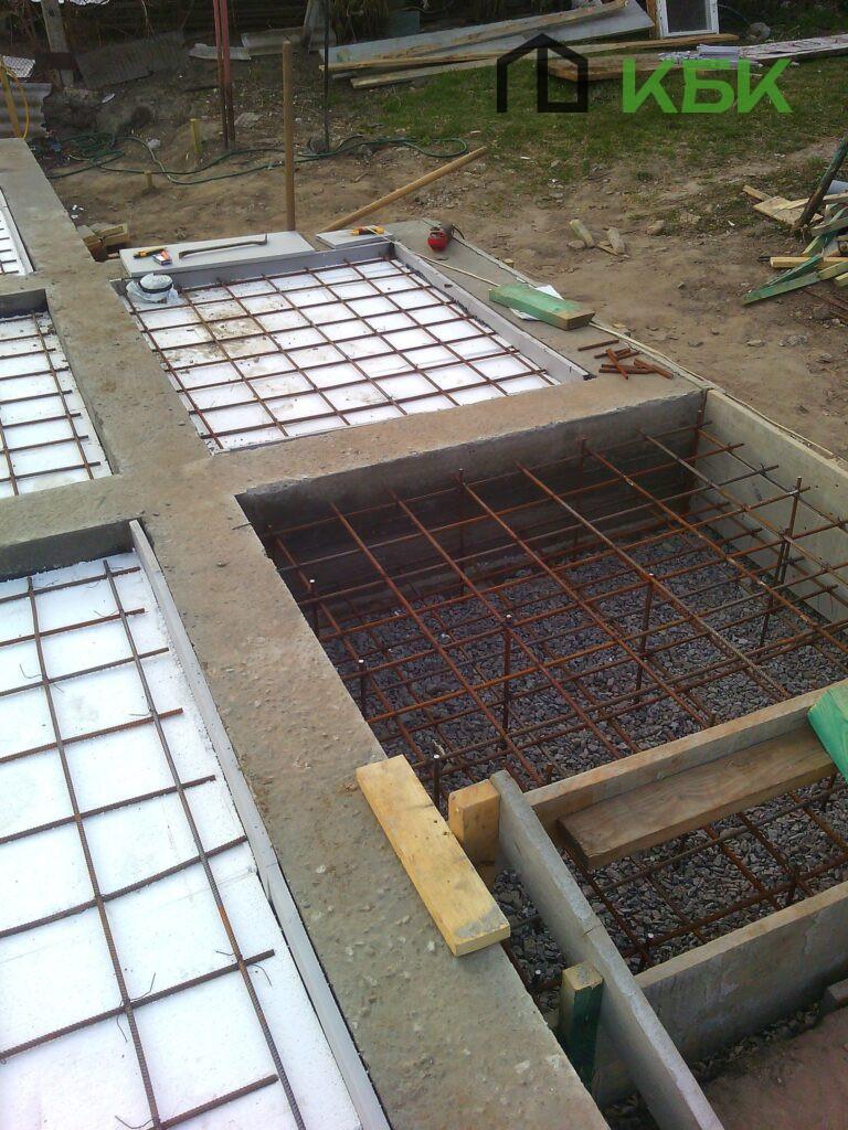 Каркасне будівництво будинків фундамент