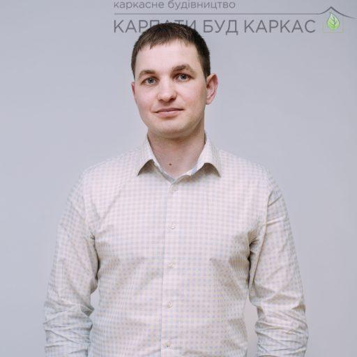 Міщанчук Олег -об'єкт-менеджер