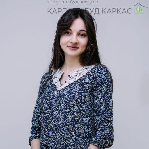 Сидорук Марія - архітектор