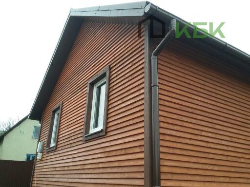 Будівництво дачного будинку фото