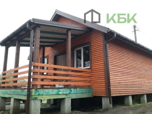 Строительство дачного дома фото