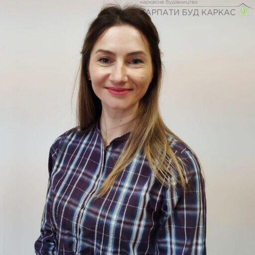 Андрейчук Ілона - архітектор